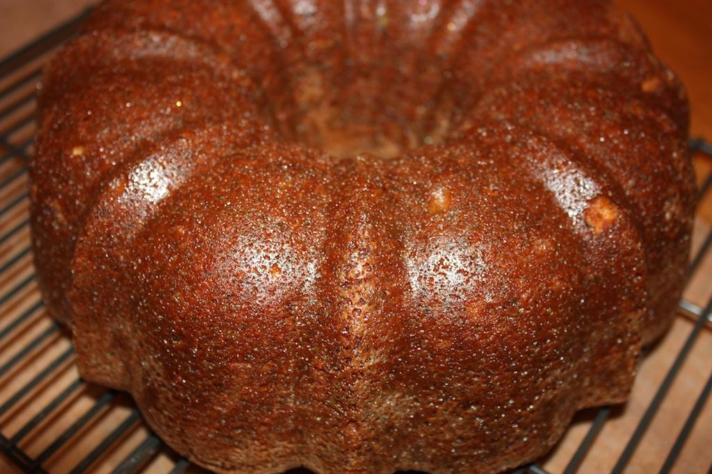 Lemon Poppy Seed Cake - Desserts Required