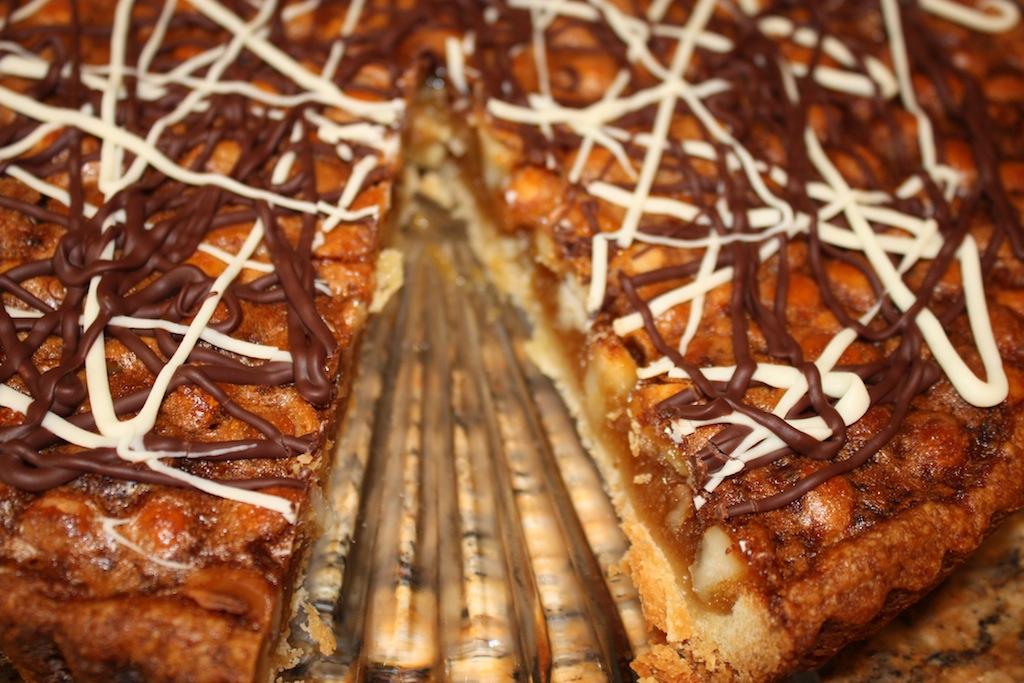 Macadamia Nut Tart - Desserts Required