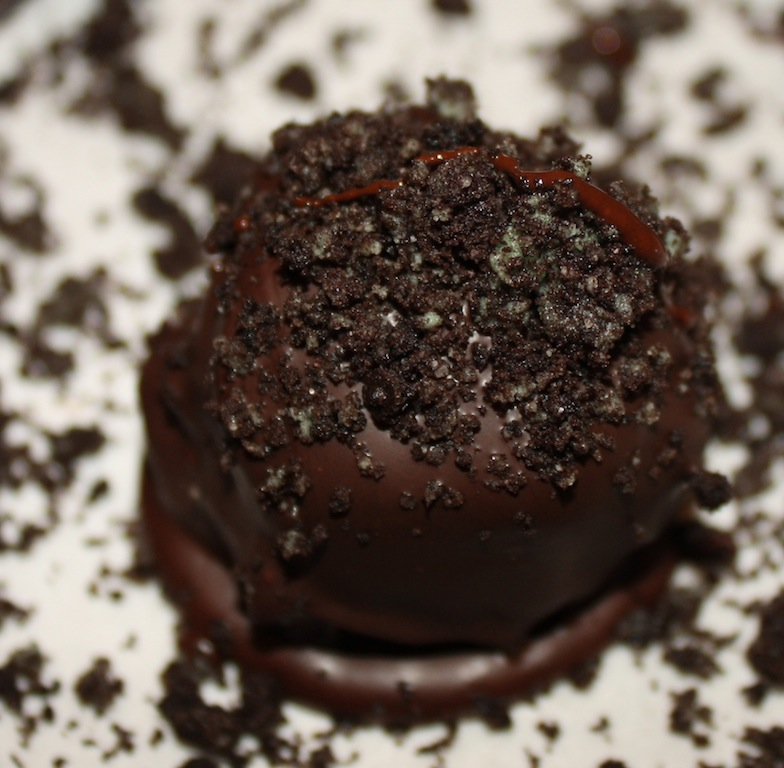 Mint Oreo Truffles - Desserts Required
