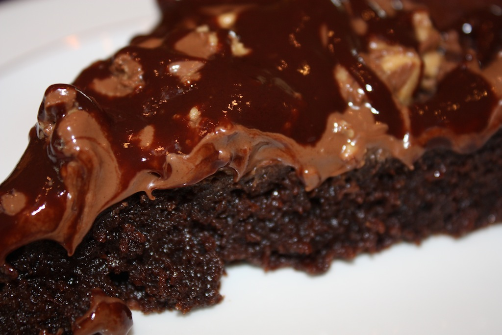 Chocolate Peanut Butter Explosion
