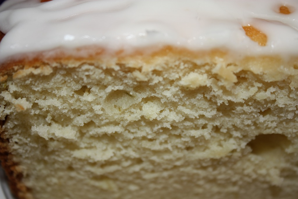 Key Lime Pound Cake - Desserts Required