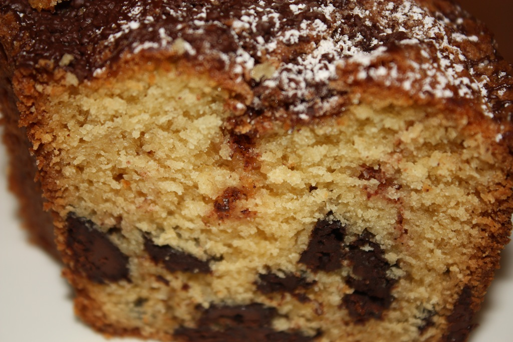 Chocolate Chip Coffee Cake - Desserts Required