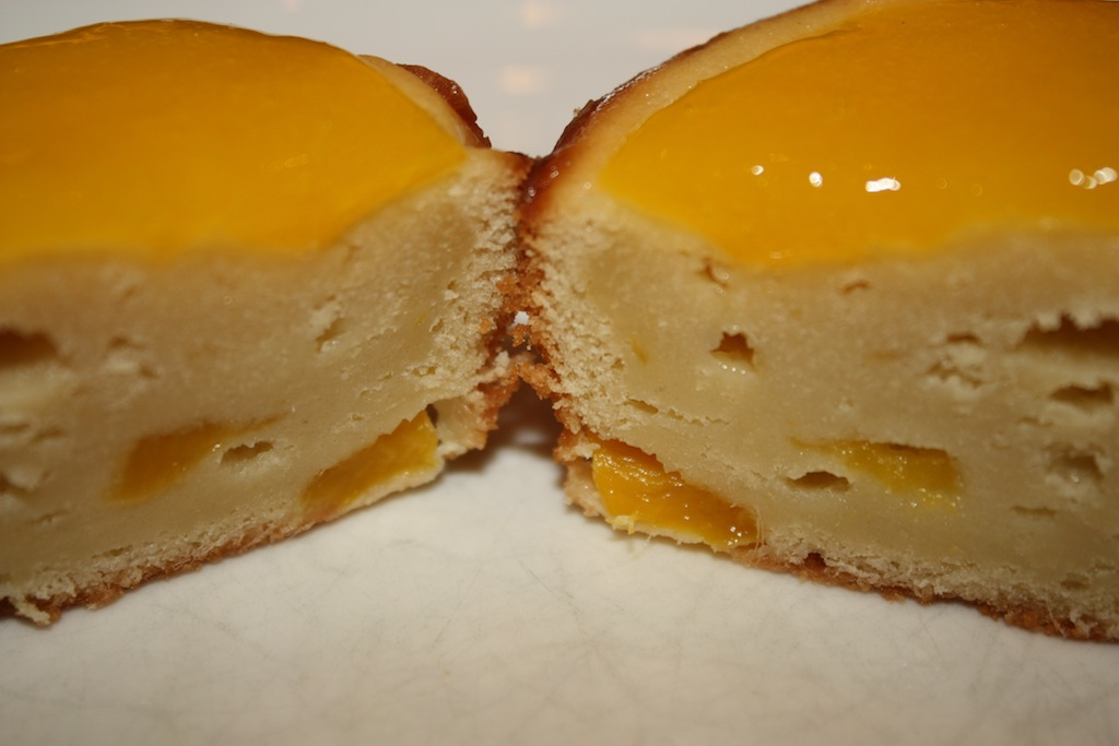 Mango Cake Bites