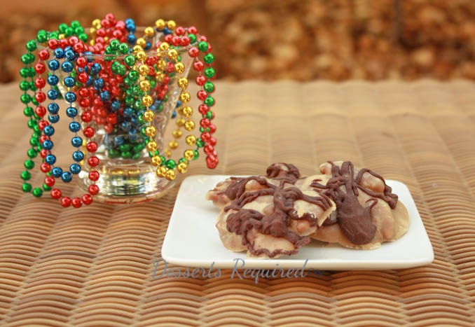 Desserts Required - Pecan Chocolate Praline