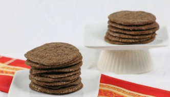 Desserts Required - Salted Chocolate Cocoa Crispies
