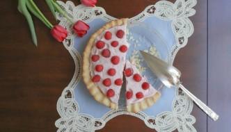 Desserts Required - Raspberry Chiffon Pie