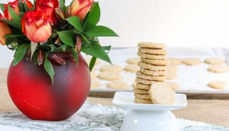 Autumn Spice Cookies  #SundaySupper