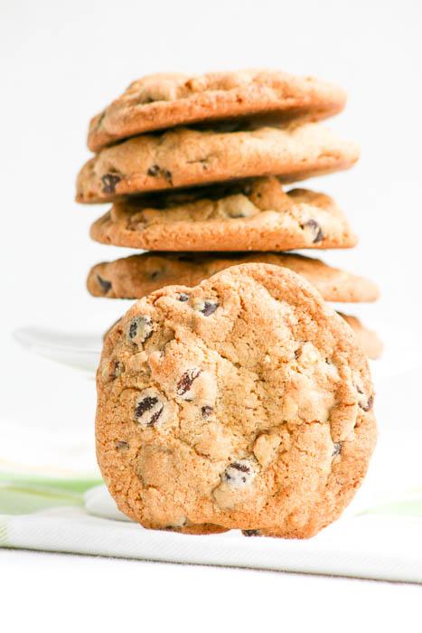 Jumbo Chocolate Chip Walnut Cookies #SundaySupper ...