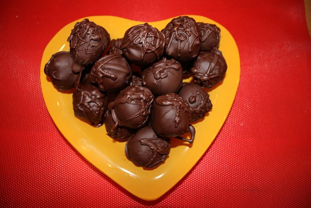 Word Cookies Chocolate