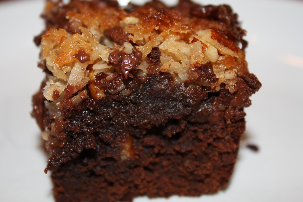 German Chocolate Cake Recipe With Pictures